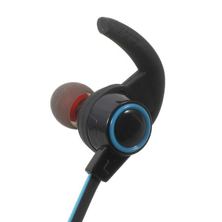 AMW-810 Bluetooth Sport In-Ear Headphones - Blauw