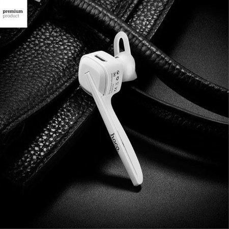 HOCO HOCO E9 Draadloze In-ear Business Headset - Wit
