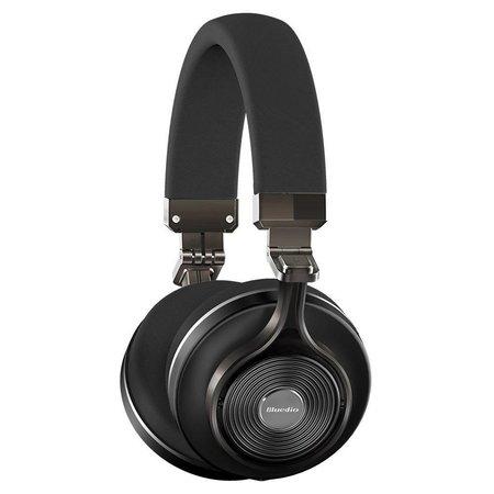 BLUEDIO BLUEDIO T3 Plus Over-ear Bluetooth 4.1 Koptelefoon - Zwart
