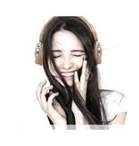 REMAX REMAX 200HB HiFi V4.1 Bluetooth Headset - Khaki