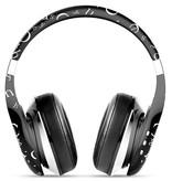 BLUEDIO BLUEDIO A (Air) Bluetooth 3D Sound Koptelefoon - Zwart