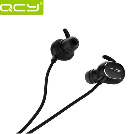 QCY QCY Bluetooth V4.1 Sport In-ear Headset - Zwart