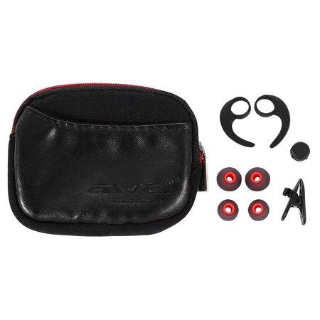 AWEI AWEI AK3 Sport Bluetooth Headphones - Zwart