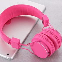 X1 Bluetooth Koptelefoon - Roze