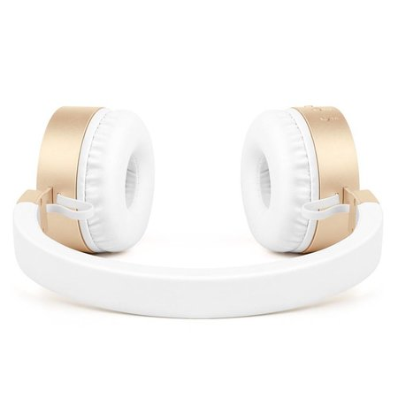 PICUN PICUN P10 Bluetooth On-Ear Koptelefoon - Wit / Goud