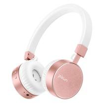 P10 Bluetooth On-Ear Koptelefoon - Wit / Rosé Goud