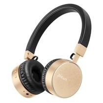 P10 Bluetooth On-Ear Koptelefoon - Zwart / Goud