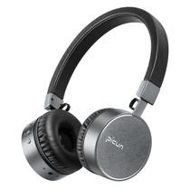 P10 Bluetooth On-Ear Koptelefoon - Zwart / Grijs