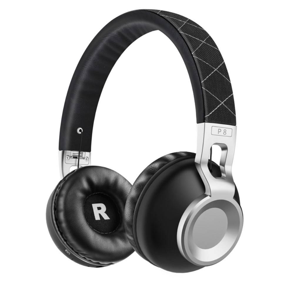 PICUN PICUN P8 Over-ear Bluetooth Hoofdtelefoon - Zwart / Grijs