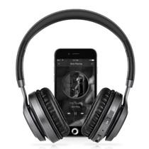 BT08 Over-ear Bluetooth Koptelefoon - Zwart