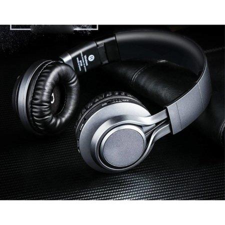 PICUN PICUN BT08 Over-ear Bluetooth Koptelefoon - Zwart