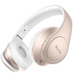 PICUN PICUN P7 Over-ear Bluetooth Koptelefoon - Goud