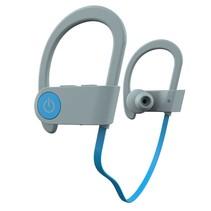 Sport Bluetooth 4.1 In-Ear Oordopjes - Grijs / Blauw