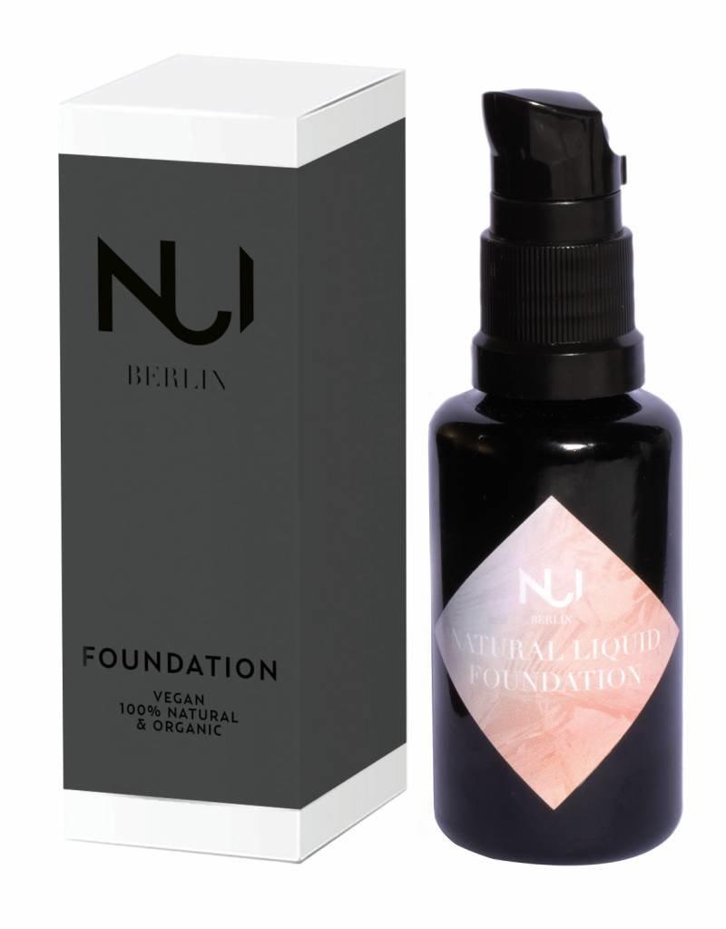 Nuì Natural Liquid Foundation
