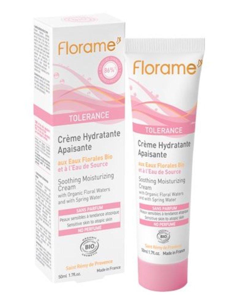 Florame Crème Hydratante Apaisante