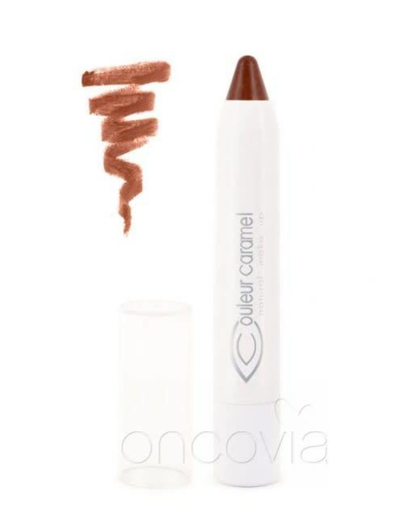 Couleur Caramel Twist & Lips