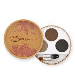 Couleur Caramel Eyebrow Kit