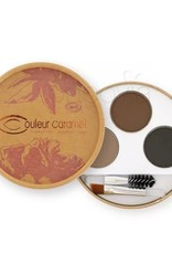 Couleur Caramel Eyebrow Kit