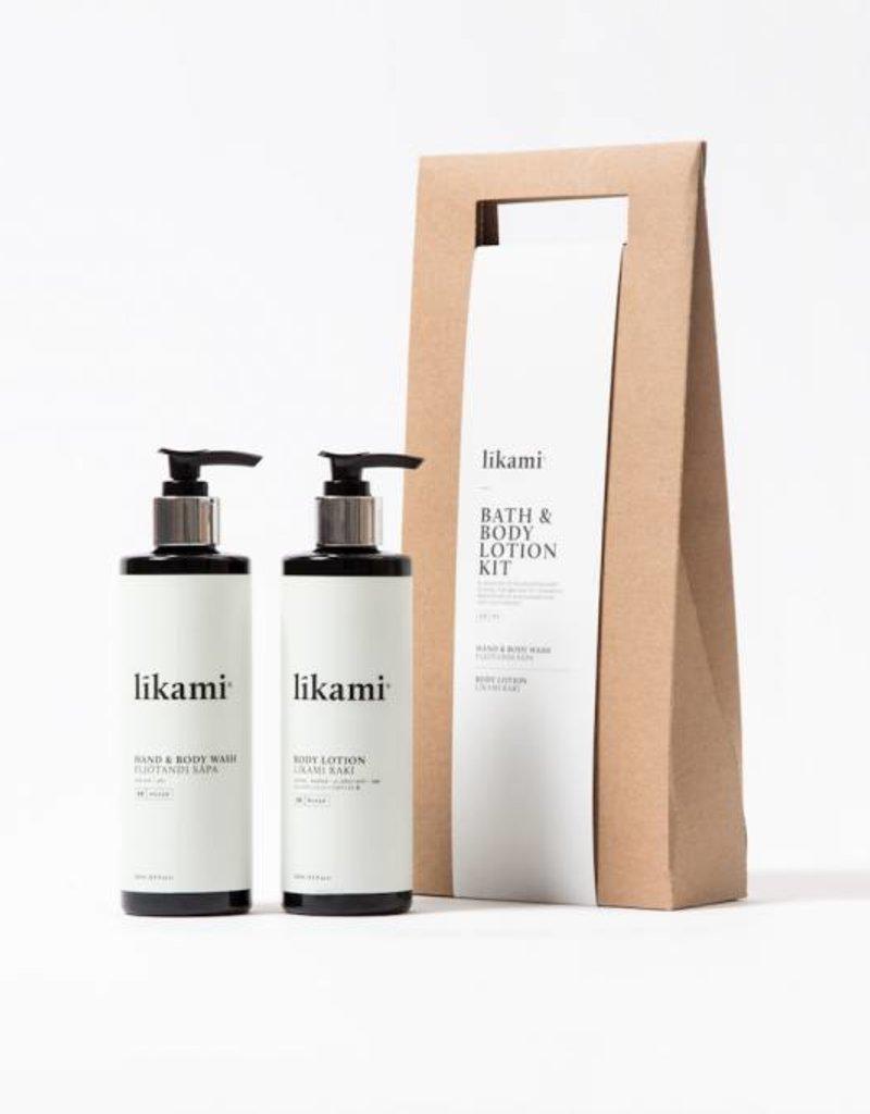 Likami Bath & Body Lotion Kit