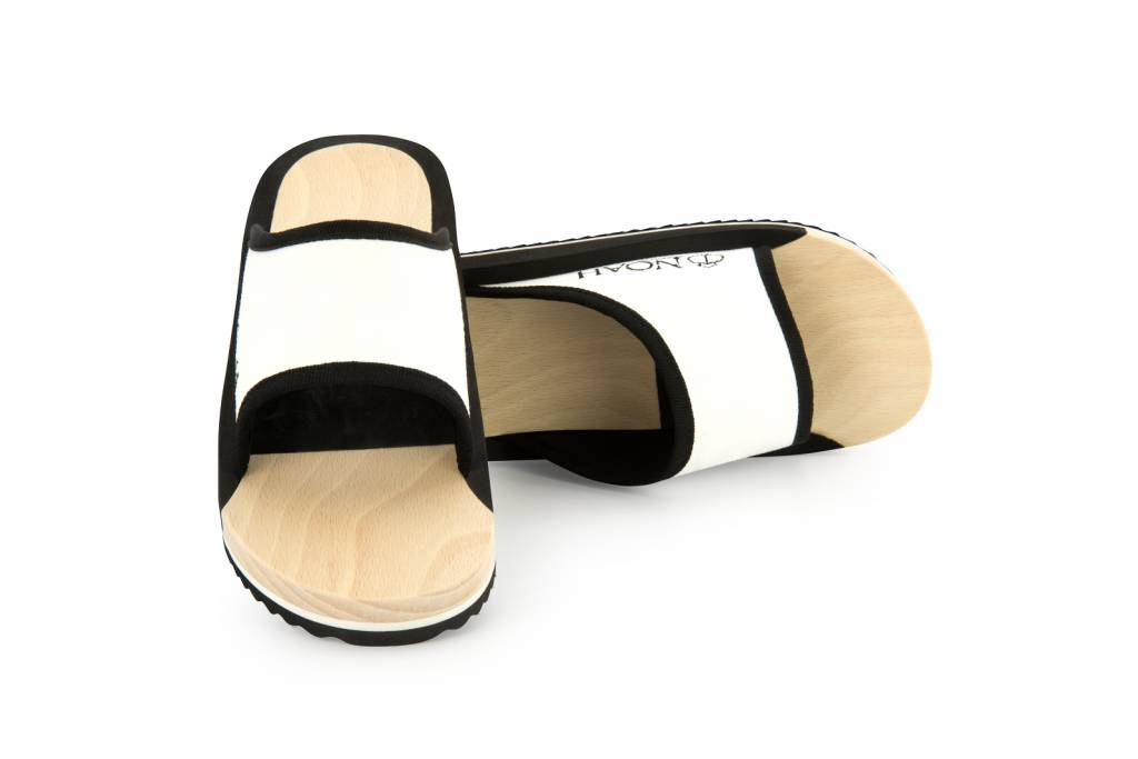 NOAH Slippers Maxi wit