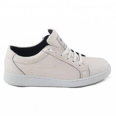 NAE vegan shoes Vegan Sneaker Basic - White