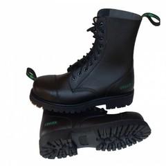 Vegan Werkschoen met stalen neus B-Gun