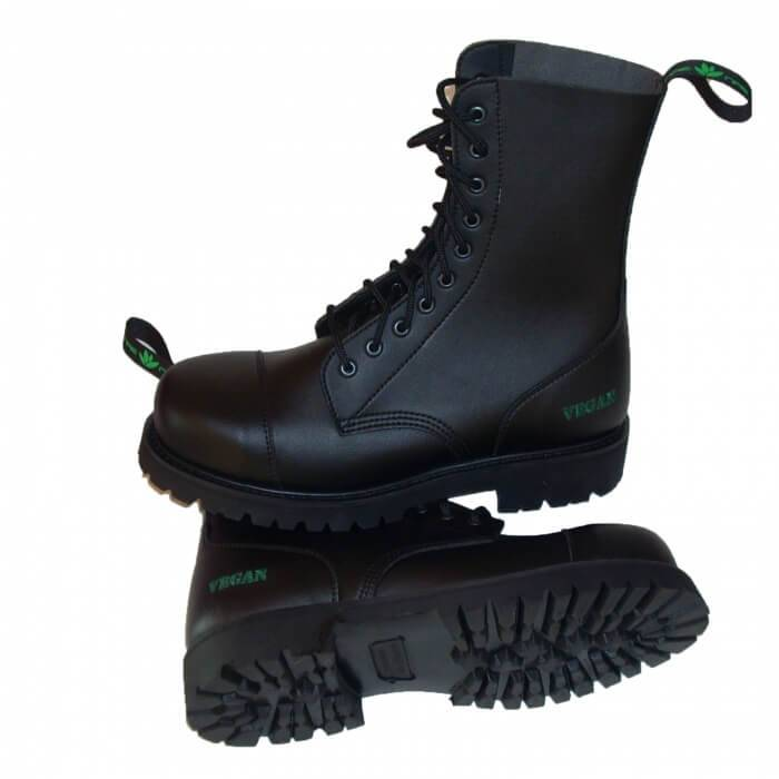 NAE Vegan Werkschoen met stalen neus B-Gun