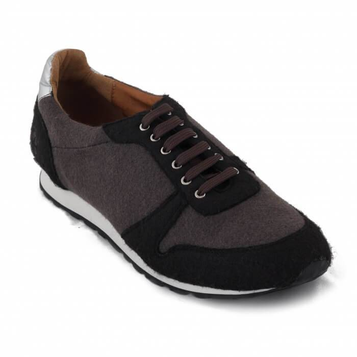 NAE vegan shoes Vegan Sportschoen Re-Bottle Black