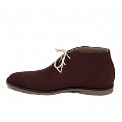 NAE vegan shoes Herenschoen Lagos Brown