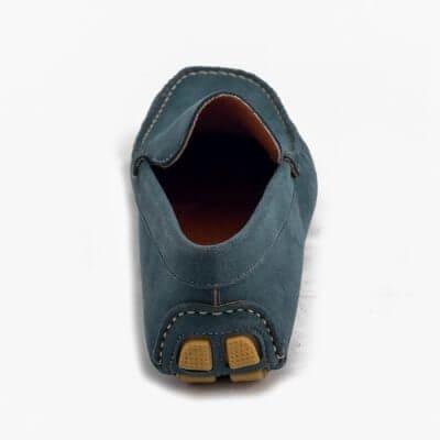 NAE vegan shoes Instapper Heren Solace Blue