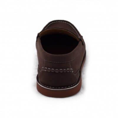 NAE vegan shoes Instapper Dames Lima   Woman Brown