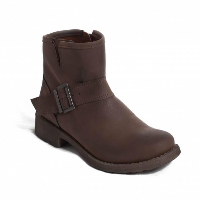 NAE vegan shoes Enkellaars June