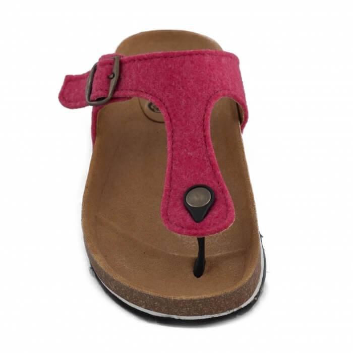 NAE vegan shoes Slipper Kos | PET Pink