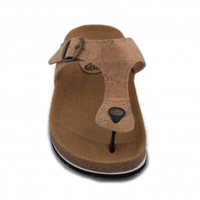NAE vegan shoes Slipper Kos | PET Cork