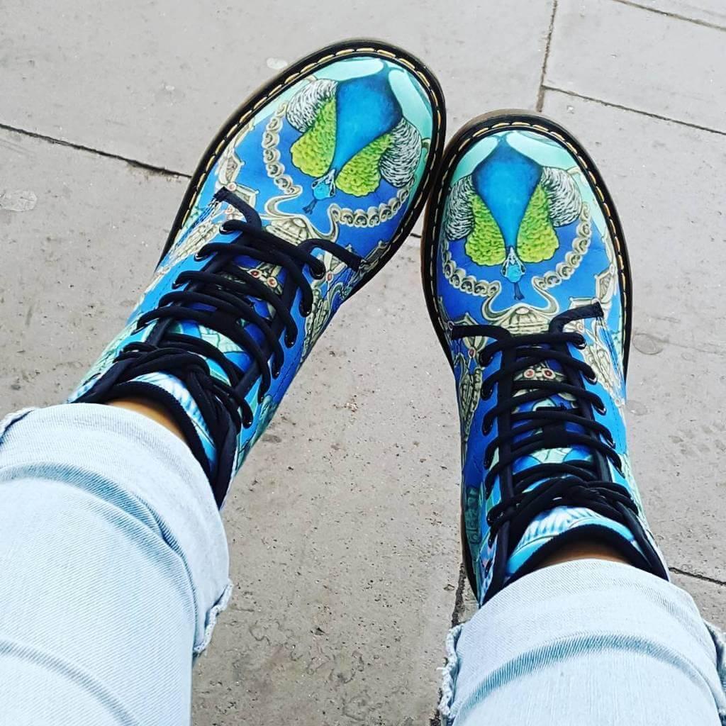 Noa Knafo Boots Reflection Reaction