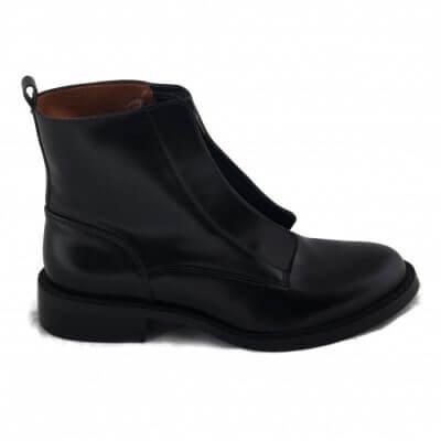 NAE vegan shoes Vegan Enkellaars ZipMe