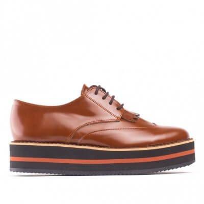 NAE vegan shoes Veterschoen Sandra Brown