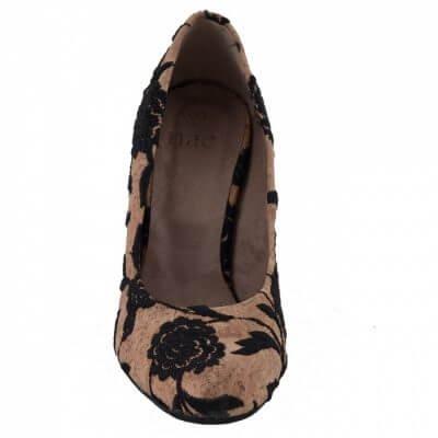NAE vegan shoes Vegan sleehak Dalia
