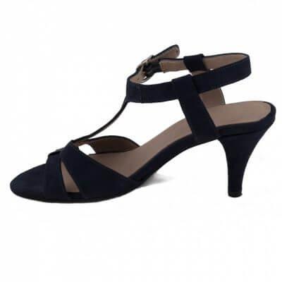 NAE vegan shoes Vegan slingback sandaal Bona Blue