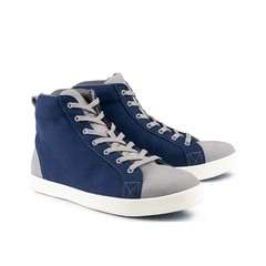 Sneaker Hoog Blue Grey