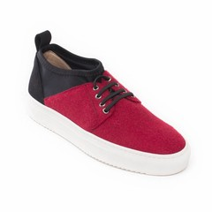 Vegan sneaker Re-Pet Red