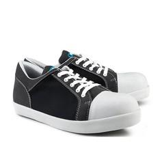 Veganistische werkschoen Low S2 Sneaker Black