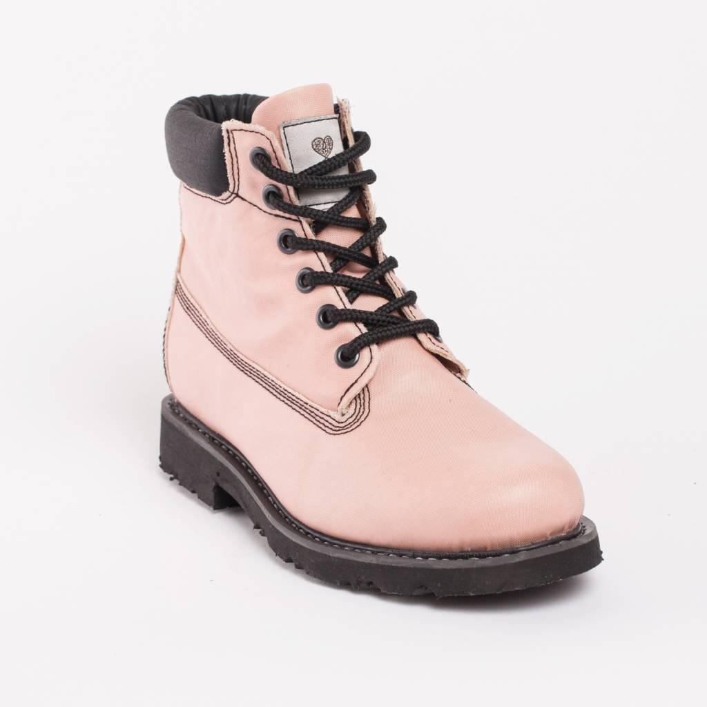 NAE vegan shoes Etna Airbag Roze