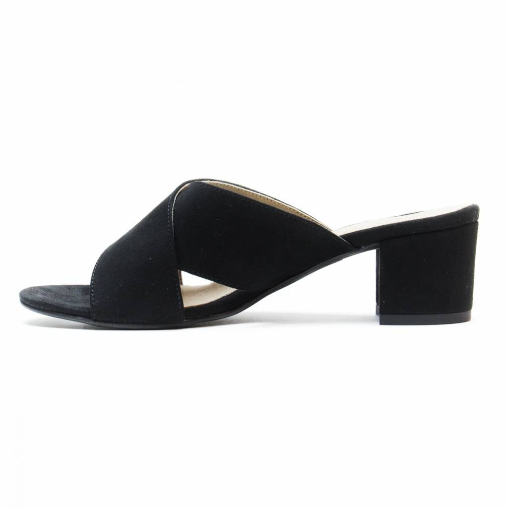 NAE vegan shoes Duurzame sandaal Anita zwart