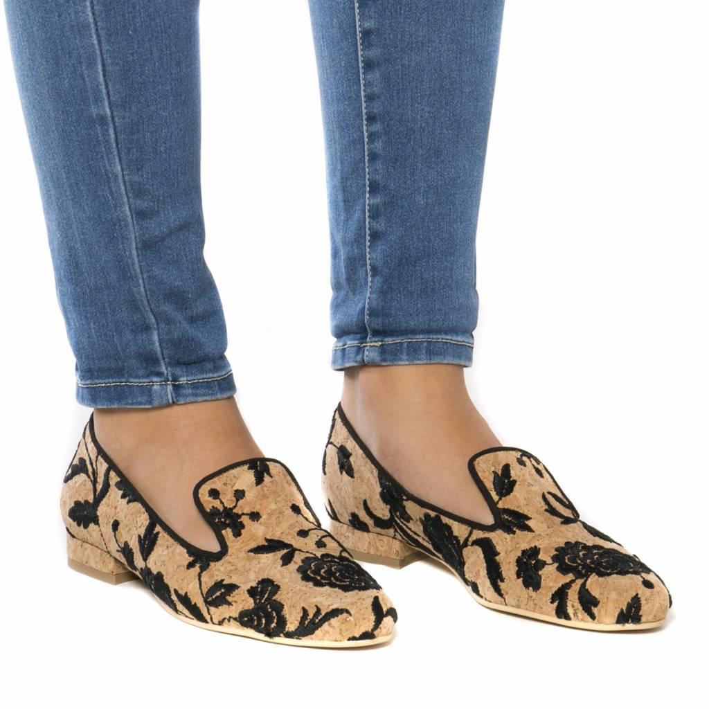 NAE vegan shoes Instapper kurk Nise