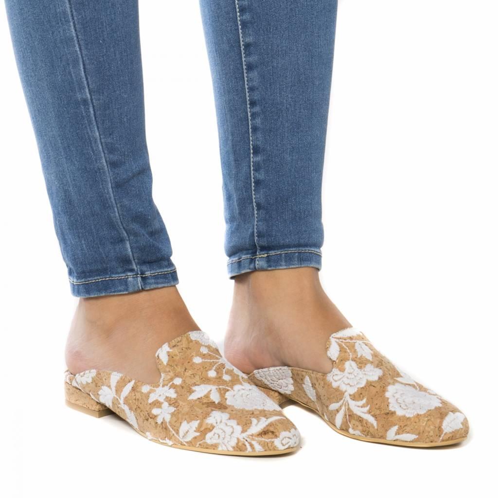 NAE vegan shoes Instapper kurk Vero