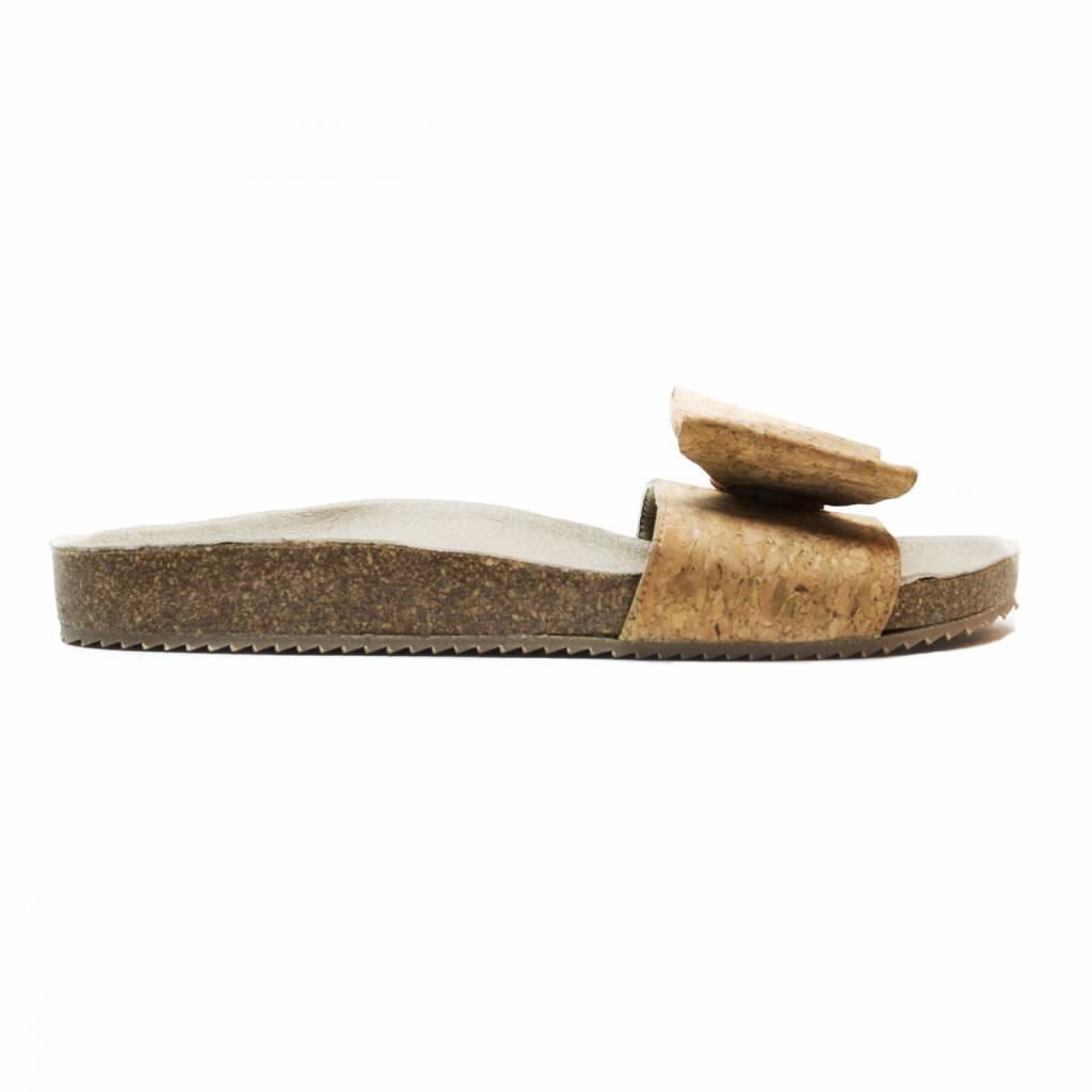 NAE vegan shoes Kurk sandaal Monik