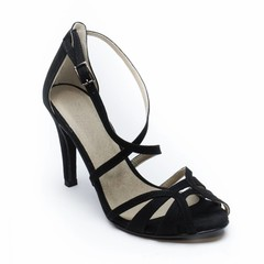 Sandaal Adri zwart