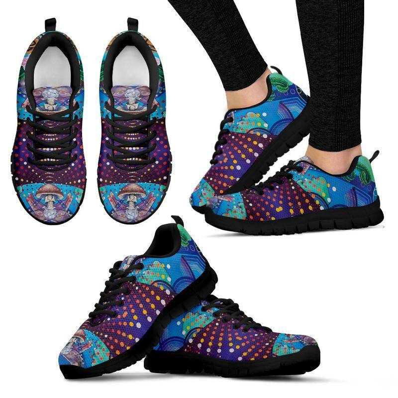 Noa Knafo Dames sneaker The Mushroom