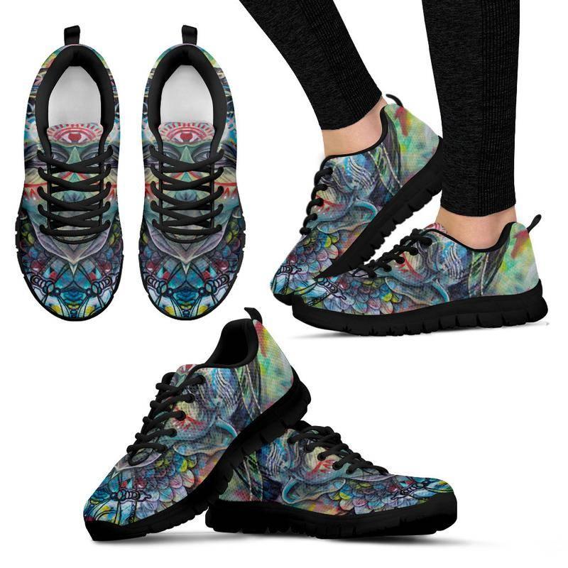 Noa Knafo Sneaker the shaman